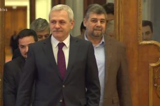 PSD pare în silenzio stampa privind suspendarea lui Iohannis. Așteaptă decizia ÎCCJ în dosarul lui Dragnea