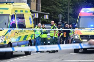 Atac armat la Malmo, în Suedia. Patru persoane au fost rănite
