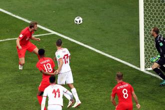Cupa mondială 2018. Anglia a învins Tunisia cu scorul de 2 - 1