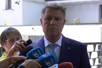 """Iohannis, despre apelul a 12 țări cu privire la Legile Justiției: """"Au perfectă dreptate"""". VIDEO"""