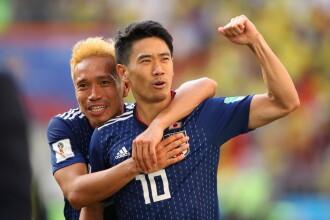 Cupa Mondială 2018. Japonia a învins Columbia cu scorul de 2 - 1