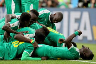 Cupa Mondială 2018. Senegalul a învins surprinzător Polonia cu 2-1