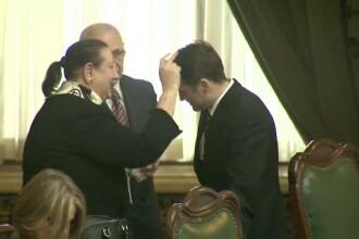 Dan Şova, condamnat la 3 ani de închisoare cu executare. Fostul ministru, adus cu duba la IPJ Ilfov