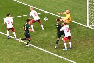 Cupa mondială 2018. Partida dintre Danemarca și Australia s-a terminal la egalitate