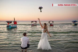 Litoralul s-a transformat în cea mai mare scenă de nunţi. Care sunt noile tendințe