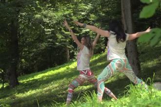 Exerciţiile de fitness yoga capătă tot mai mulţi adepţi şi în România