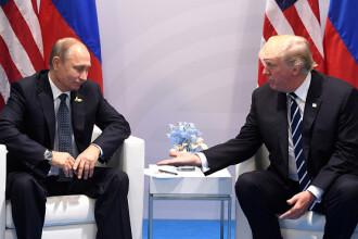 Ce a răspuns Trump când a fost întrebat dacă Statele Unite vor recunoaște anexarea Crimeei