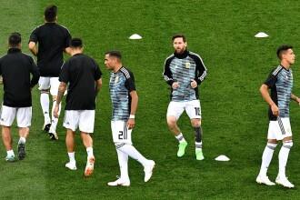 Cupa mondială 2018. Croaţia, calificată în optimi, după 3-0 cu vicecampioana Argentina