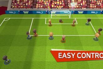 iLikeIT. Jocuri de week-end: World Soccer King aduce CM pe telefoane
