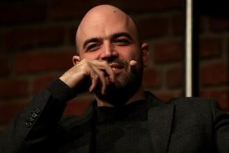 Guvernul italian îl ameninţă pe autorul