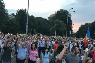 Mesajul miilor de protestatari pentru Dragnea:
