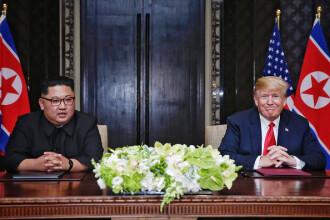 Când ar putea avea loc un nou summit Trump - Kim. Anunțul președintelui Coreei de Sud