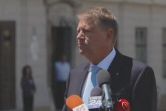 Iohannis, despre o eventuală OUG: Mare grijă, societatea civilă trebuie să stea în alertă. Să protestăm