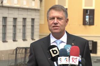 Klaus Iohannis a anunțat că va candida pentru un nou mandat la Președinție