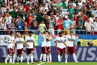Cupa Mondială 2018: Mexicul a învins Coreea de Sud cu 2-1