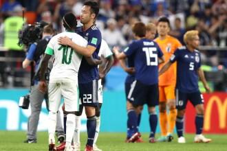 Cupa Mondială 2018. Japonia şi Senegal, scor 2-2. Sunt în fruntea clasamentului grupei H