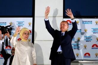 Erdogan a câştigat un procent mai mare de voturi în Germania decât în Turcia