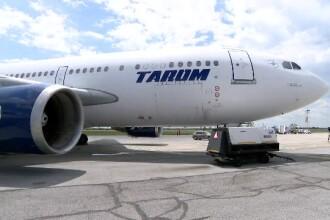 Motivul pentru care TAROM ar putea rămâne cu toate avioanele la sol