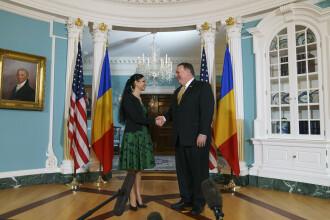 Klaus Iohannis a semnat decretul privind numirea Anei Birchall ca vicepremier interimar