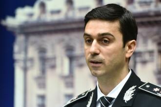Șeful Poliției Române a demisionat din funcție. Cine îi va lua locul