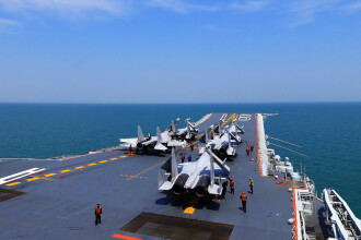 China ar putea avea, până în 2025, cea mai puternică armă navală din lume
