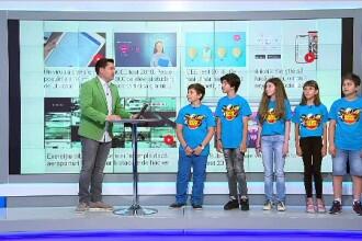 iLikeIT. Elevii români talentați la programare au succes peste hotare cu proiecte inovatoare