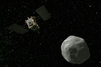 Asteroid dinamitat de o sondă spaţială japoneză. Ce urmăresc oamenii de știință