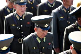 Un ofițer nord-coreean a fost executat pentru că a mărit rația de mâncare a soldaților
