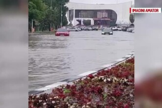Tulcea, pe urmele Veneției, însă doar la capitolul nivelul apei de pe străzi