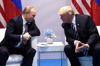 Kremlin: Trump și Putin nu vor discuta despre Crimeea, la summitul de la Helsinki