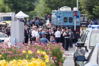 Atac armat la un ziar din Statele Unite. Autoritățile confirmă 5 morți și mai mulți răniți