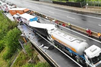 Doi români, morți într-un grav accident în Austria. Neatenția le-a adus sfârșitul