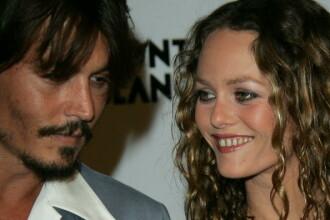 Vanessa Paradis, fosta soție a lui Johnny Depp, printre semnatarele unui manifest împotriva violenței conjugale