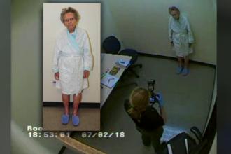 Mărturia şocantă a unei bătrâne care şi-a împuşcat mortal fiul.