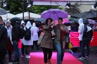 A început Festivalul TIFF. Ploaia a stricat planurile organizatorilor pentru deschidere