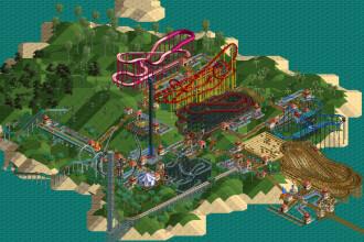 iLikeIT. Jocul săptămânii: Rollercoaster Tycoon