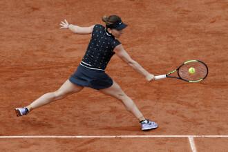 Simona Halep a învins-o pe Lesia Tsurenko în turul III la Roland Garros în doar 2 seturi