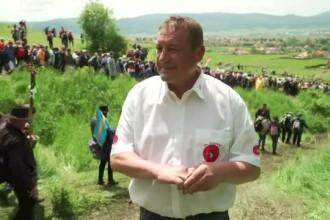 Singurul pelerin care a rezistat să parcurgă drumul Budapesta - Șumuleu Ciuc pe jos