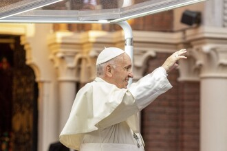 Papa Francisc a făcut apel către toată lumea să se vaccineze împotriva coronavirusului