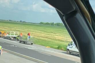 Ce a putut face un pasager lângă pista aeroportului Otopeni, înainte să urce în avion