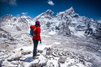 Ultimele imagini cu alpiniștii care escaladau Nanda Devi înainte să fie uciși în avalanșă
