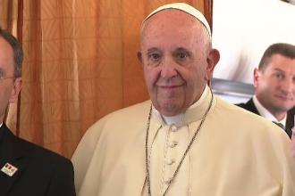 Interviu din avion cu Papa Francisc: