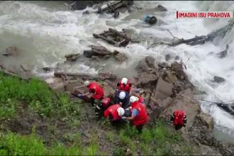 Cum a fost găsit trupul bărbatului luat de viitură când se plimba cu ATV-ul