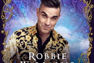 Robbie Williams, surpriza ediției aniversare a festivalului UNTOLD