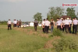 Recidivistul care a ucis un polițist este căutat de sute de agenți. Ce pistă au anchetatorii