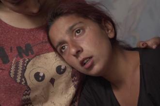 """Mărturia Roxanei, mama celor 4 copii uciși de viitură. """"Fetița de 9 luni mi-a murit în brațe"""""""