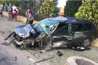 Copil de 7 ani transportat în comă la spital, după un accident la Crucea, Constanța