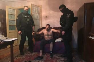 Bărbatul care a ucis un polițist din Timiș a fost prins. Unde se ascunsese