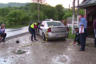 Un adolescent a fost rănit de un șofer care a pierdut controlul mașinii, în Dâmbovița