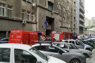 Un lift cu 6 polițiști a căzut în gol într-un sediu al Poliției Capitalei. Angajații se plâng de condiții